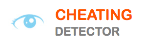 Cheating Detector Logo