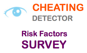 Risk Factors Surveys - Cheating Detector